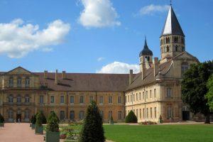 Abbaye-de-Cluny-cloitre