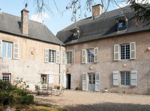 La Maison des Gardes chambres d'hôtes à Cluny